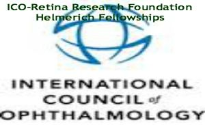 ICO-Retina Research Foundation Helmerich Fellowships for Developing Countries, and applications are submitted till September 30 of each year. The International Council of Ophthalmology (ICO) is offering two fellowships for developing countries. - See more at: http://www.scholarshipsbar.com/ico-retina-research-foundation-helmerich-fellowships.html#sthash.ZSxZ46z0.dpuf