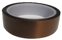 Double Sided Polyimide Tapes are made of 1 mil polyimide film with 1.5 mil of silicone adhesive coating on each side. They can withstand temperatures of up to 500°F/(260°C). Double Sided Polyimide Tapes offer an excellent performance in electrical and thermal insulation and has high dielectric strength. These tapes offer outstanding thermal endurance with excellent puncture and tear resistance.
