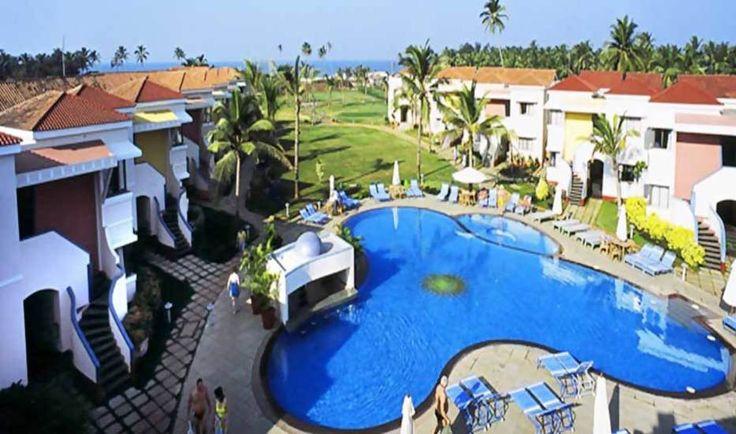 Royal Orchid Beach Resort & Spa in Goa