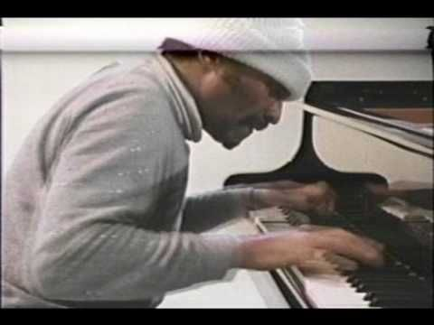 Cecil Percival Taylor (born March 25, 1929) is an American pianist and poet. Classically trained, Taylor is generally acknowledged as one of the pioneers of free jazz. His music is characterized by an extremely energetic, physical approach, producing complex improvised sounds, frequently involving tone clusters and intricate polyrhythms.