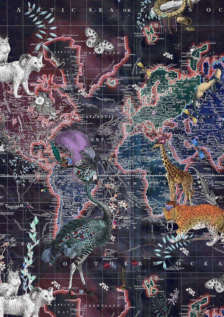 Kristjana S Williams 1299 best Maps images