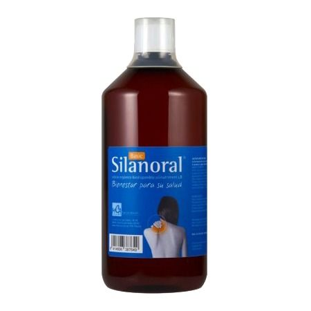 Silanoral Basic, es un complemento alimenticio bebible, con base de Silicio Orgánico Biodisponible (Silinutrimen LB), además de ser un gran remineralizante, tiene una acción estimulante en el Sistema Inmunitario, al favorecer la formación de linfocitos.