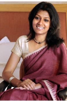 Nandita Das - She is a bundle of inspiration from head to toe. She is the only woman, I would want to be like.