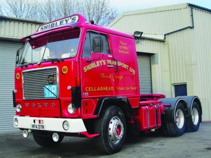 Commercialmotor.com - Ever fancied owning a classic truck? Biglorryblog knows when a few will go on sale