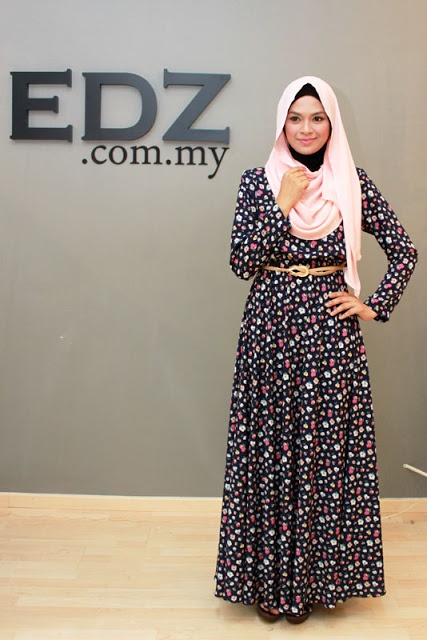 EDZ eightDesigns Malaysia's online shopping fashion blogspot | cardigan | shawl | tops | shoes: DRESS