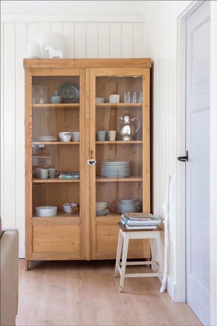 Lovely natural cabinet