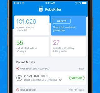 RoboKiller this iOS call blocker app is designed to keep