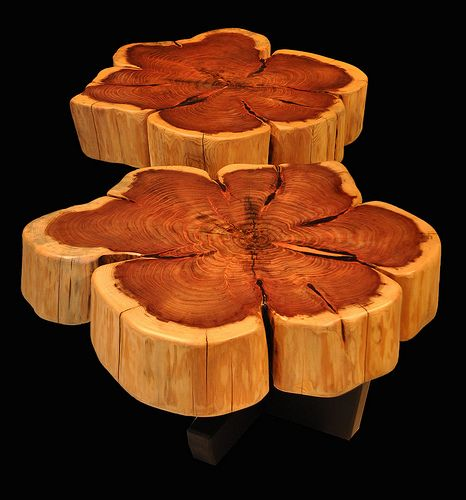 Redwood Tree Coffee Table: Best 25+ Tree Trunk Table Ideas On Pinterest