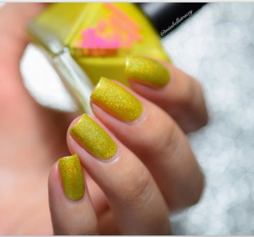 17 Best Images About Nail Polish Green Yellow On Pinterest Emerald City China Glaze And