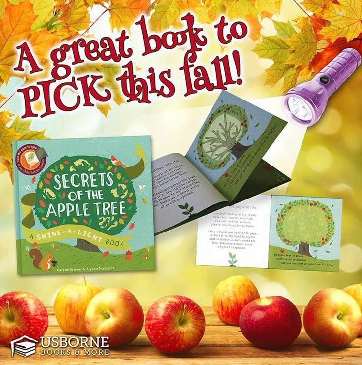 A super fun book that is great for the fall! Read it before your trip to the apple orchard!