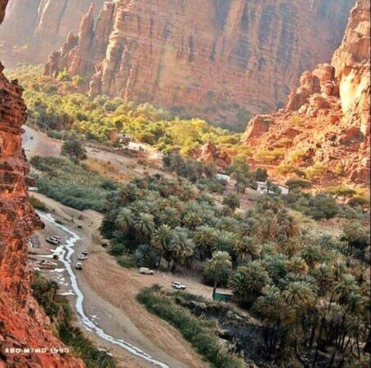 Wadi Desah- Tabuk, Saudi Arabia