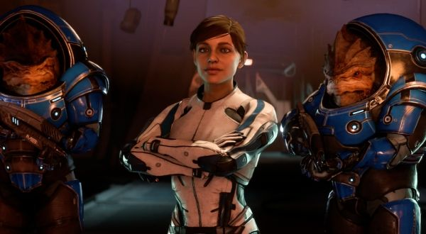 Why Andromeda's Animations Turned Out That Way, According To A Former Mass Effect Animator #FansnStars