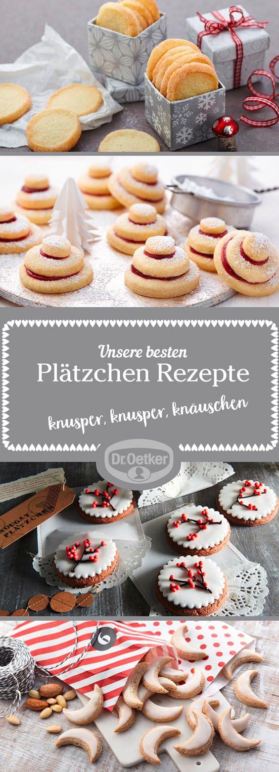 Süße Leckereien in der Weihnachtszeit. (German Christmas Recipes)