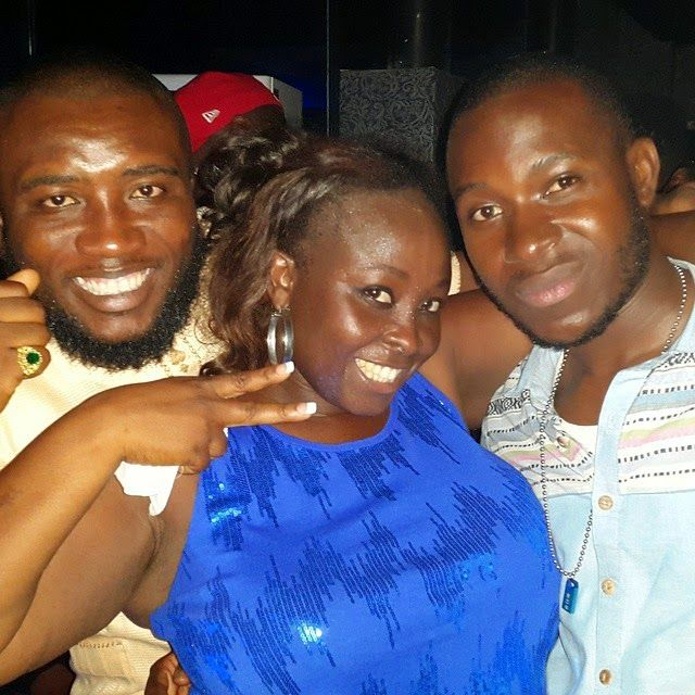 OFFICIAL LOLO 1: Exclusive: Photos From Wazobia FM 7th Year Anniversary Party At MVP Club, Lekki.