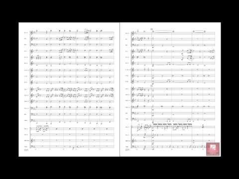 Skyfall arranged by Jay Bocook - YouTube