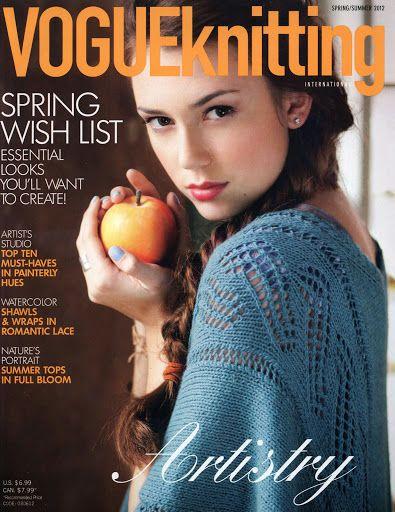 Vogue Knitting 2012 Spring-Summer - kosta1020 - Picasa Albums Web