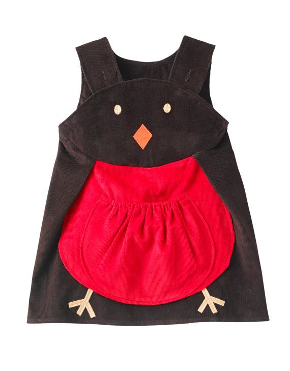 girls robin dress costume by wildthingsdresses on Etsy