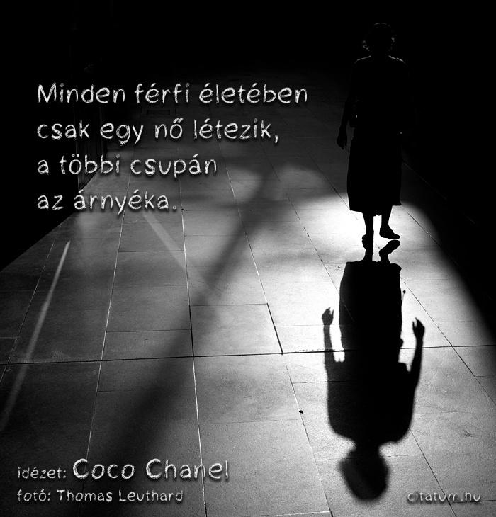 A hét idézete április második hetében Coco Chaneltől.