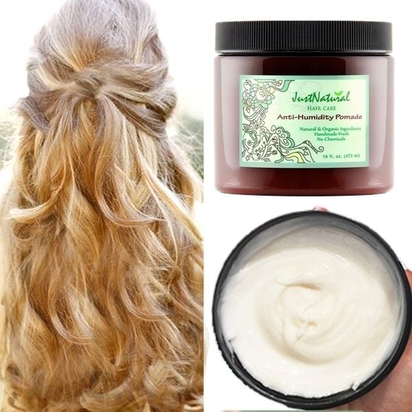 This pomade deep conditions your strands and scalp and leaves them looking lustrous and full of life, protected from frizz and humidity.