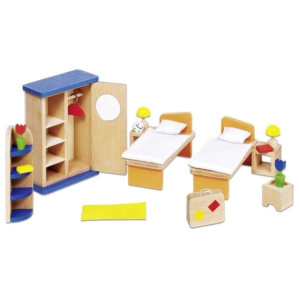 25 unieke idee n over houten poppenhuis op pinterest for Poppenhuis voor peuters