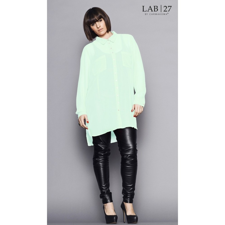 LAB 27 By Carmakoma - Jasminus // mint
