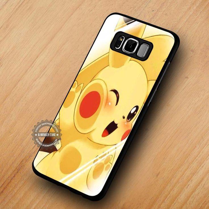 Cuteness Overload Pikachu Pokemon - Samsung Galaxy S8 S7 S6 Note 8 Cases & Covers #cartoon #anime #pokemon #pikachu #phonecase #phonecover #samsungcase #samsunggalaxycase #SamsungNoteCase #SamsungEdgeCase #SamsungS4RegularCase #SamsungS5Case #SamsungS6Case #SamsungS6EdgeCase #SamsungS6EdgePlusCase #SamsungS7Case #SamsungS7EdgeCase #samsunggalaxys8case #samsunggalaxynote8case #samsunggalaxys8plus