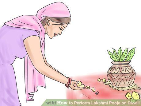 Image titled Perform Lakshmi Pooja on Diwali Step 10