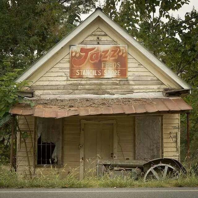 Creepy Houses, Abandoned