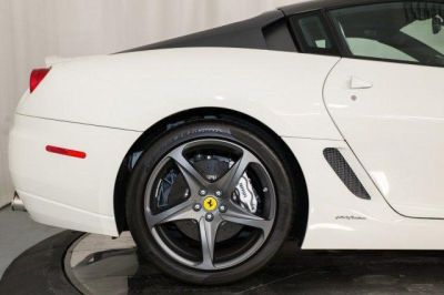 2011 #Ferrari 599 GTB Fiorano F1A White http://www.iseecars.com/used-cars/used-ferrari-for-sale  Used Ferrari for Sale: 37 Cars at $59,000 and up | iSeeCars.com