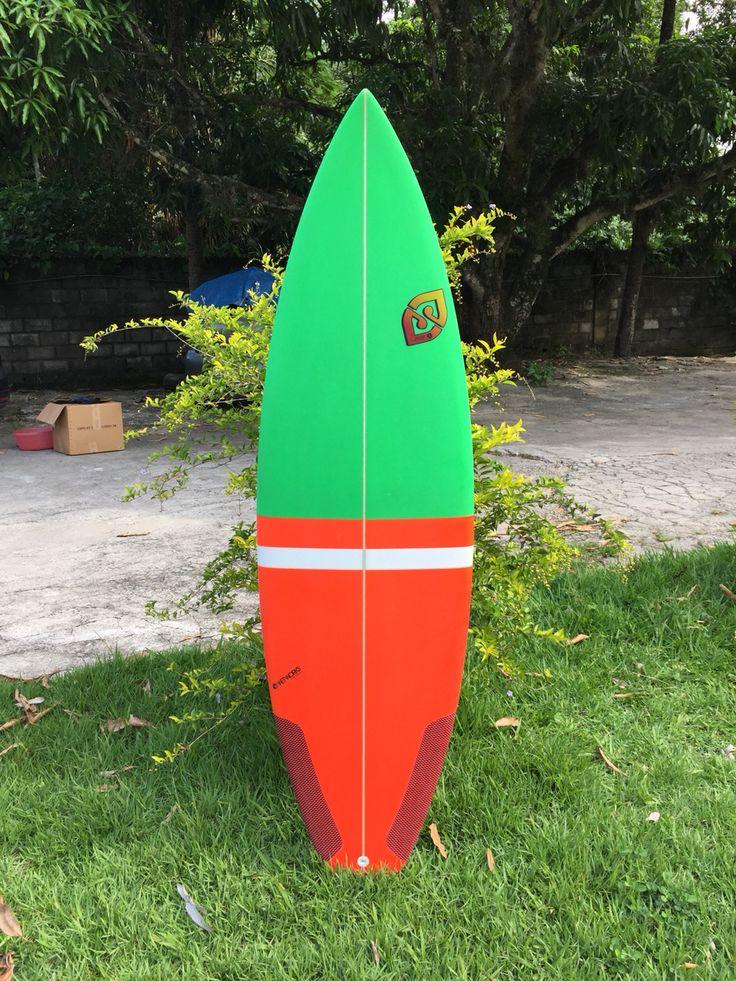 Secco surfboard
