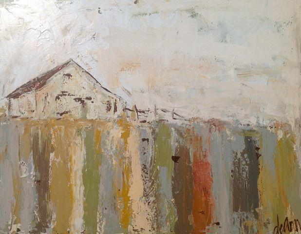 """Southern Serenity"" by Deann Hebert, 30"" by 40"" gallery wrap, $1150   Gregg Irby Fine Art Gallery"