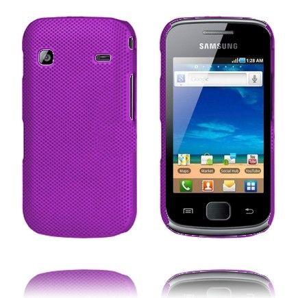Supreme (Violetti) Samsung Galaxy Gio Suojakuori