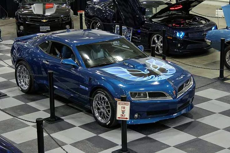 New Pontiac Firebird Trans Am – Firebird Trans Am Latest News, Reviews, Photos : 2014 Firebird Trans Am Speedster