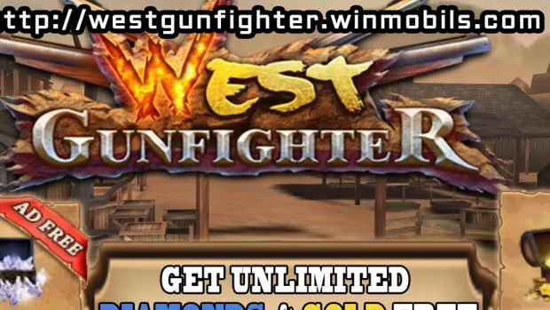 West Gunfighter Hack Generator Unlimited Diamonds and Golds