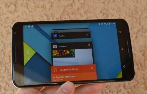 Google, Nexus 4 ve Nexus 6 için Android 5.0.1 güncellemesini yayınladı