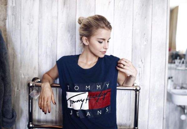 @carodaur in Tommy Jeans