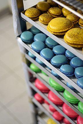 Gerard Mulot macarons #Paris