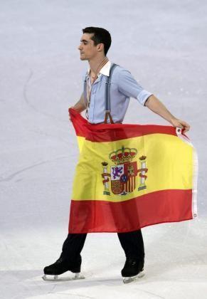 Javier Fernández revalida su título de campeón del mundo de patinaje artístico