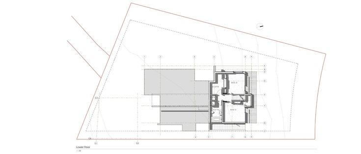 Nelson House,Plan -1
