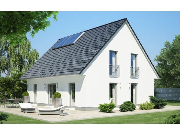Alto SD.100 - #Einfamilienhaus von Heinz von Heiden Beratungscenter Dresden | HausXXL #Massivhaus #Energiesparhaus #Nullenergiehaus #klassisch #Satteldach