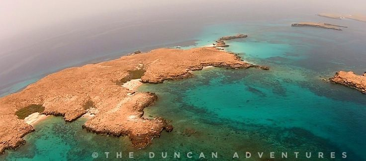 The wonderful & exotic Damaniyat Islands, Muscat, Oman.  Come and read all about it; www.theduncanadventures.com