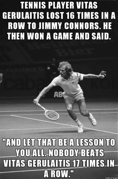 find this pin and more on jimmy connors