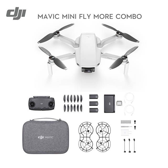 Mavic mini fly more combo
