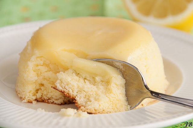 Carolines blog: Luchtige citroenpudding
