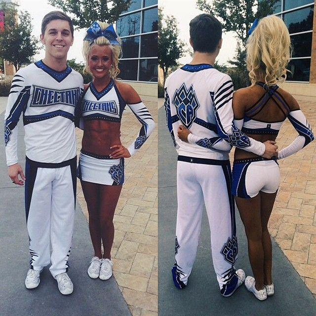 Cheer Athletics Cheetahs new uniforms