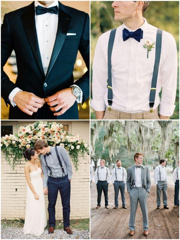 Tipos de Gravata para o Noivo arrasar no casamento! | http://blogdamariafernanda.com/tipos-de-gravata-noivo-casamento
