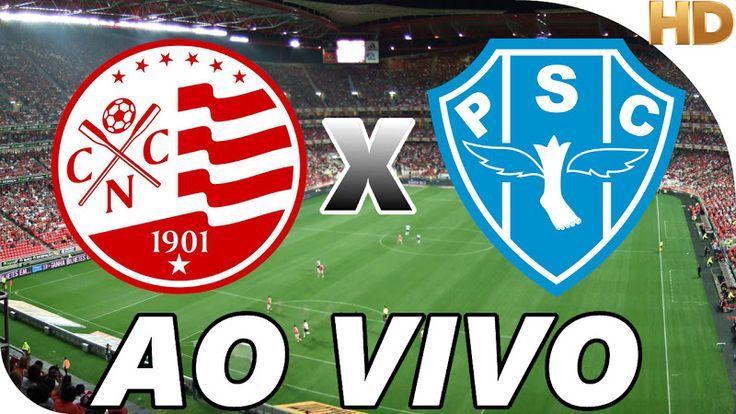 Náutico x Paysandu Ao Vivo - Veja Ao Vivo o jogo de futebol entre Náutico e Paysandu através de nosso site. Todos os grandes jogos...