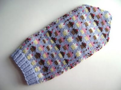 spillyjane knits: Cupcake mitten pattern is live!