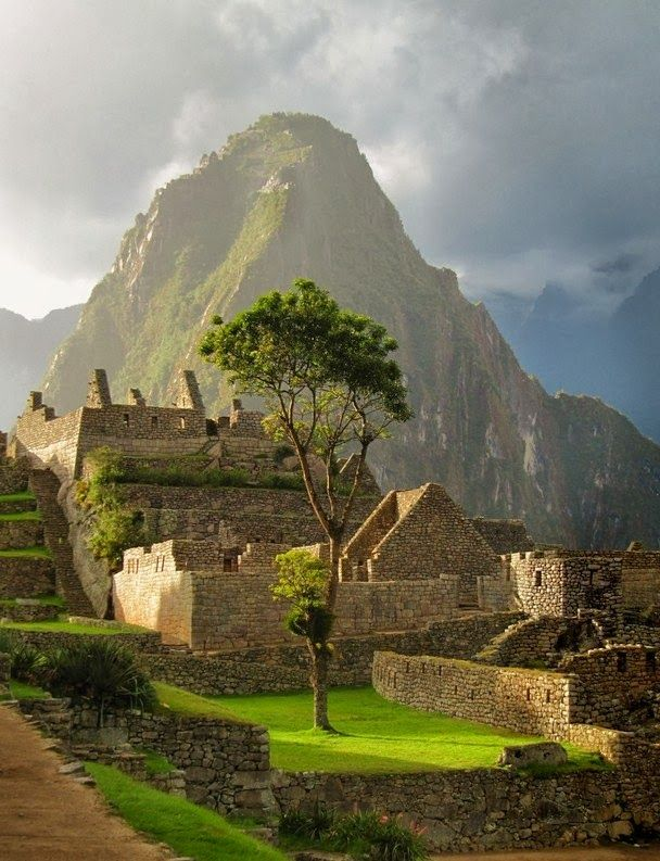 Mysterious Machu Pichu - via Amazing Places to See's photo on Google+