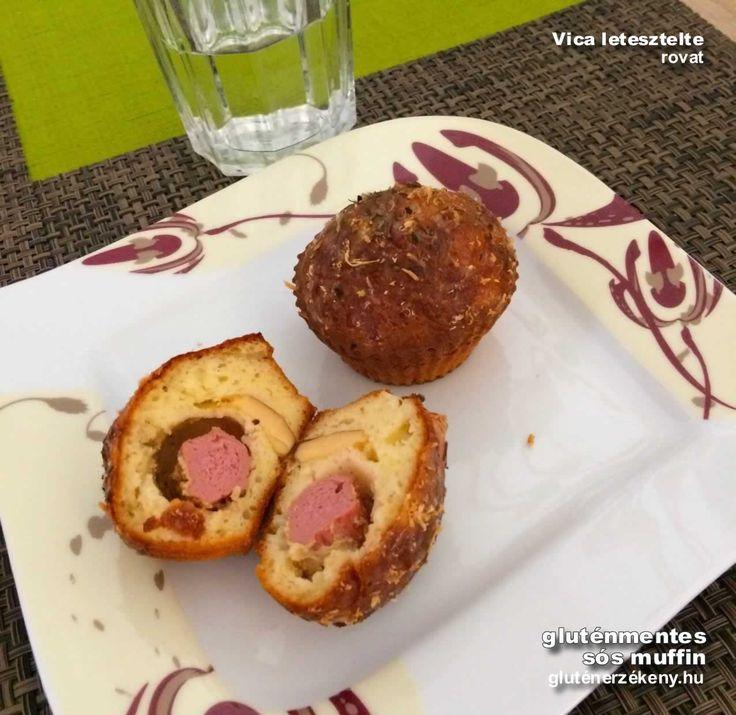 Virslis-füstölt sajtos gluténmentes muffin Horváth Éva a Vica letesztelte rovatunk háziasszonyának kedvenc gluténmentes receptjeit gyűjtjük csokorba weboldalunkon.Tesztelje Ön gluténmentes muffin receptjét!